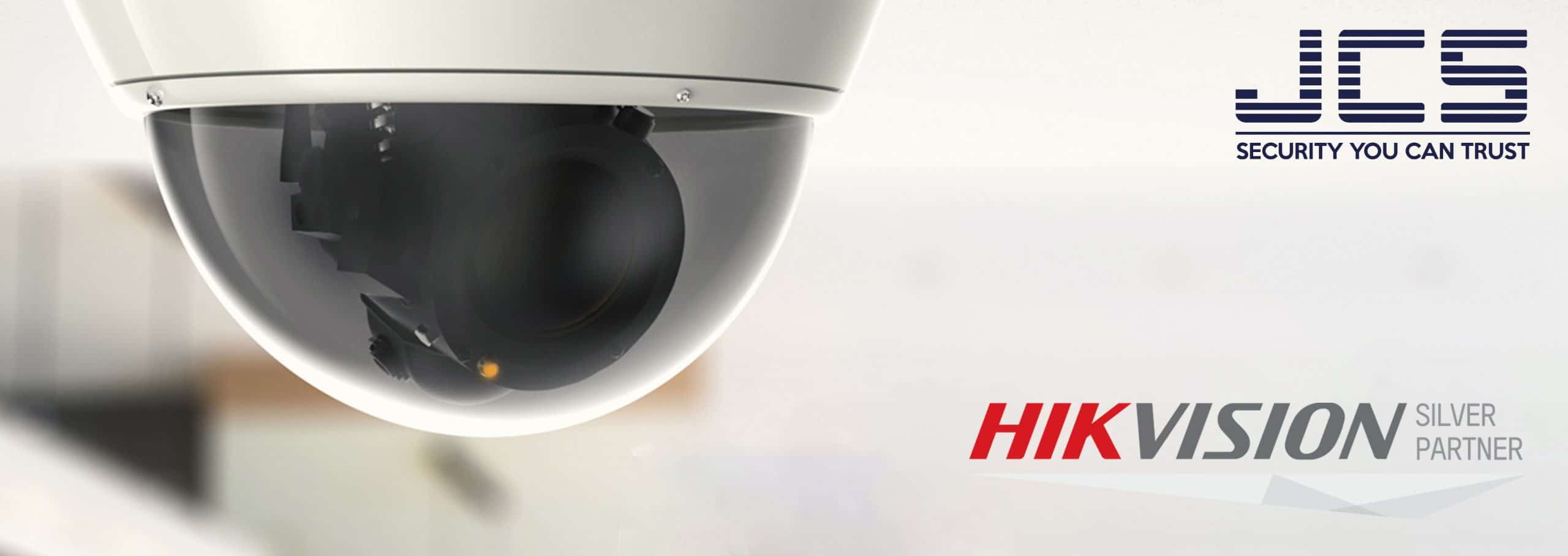 We become Silver Partners with Hikvision